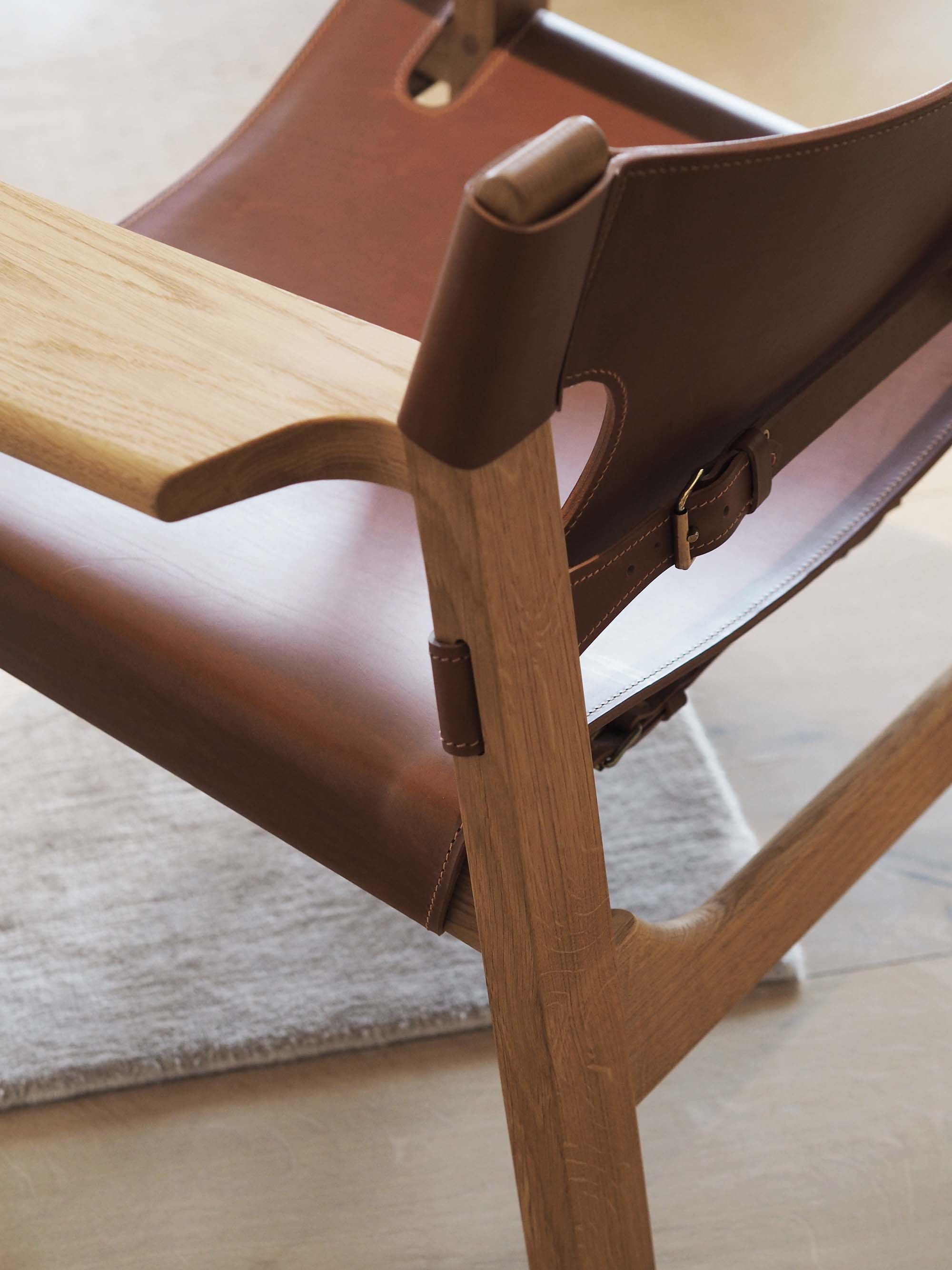design in detail fredericia s the spanish chair by børge mogensen