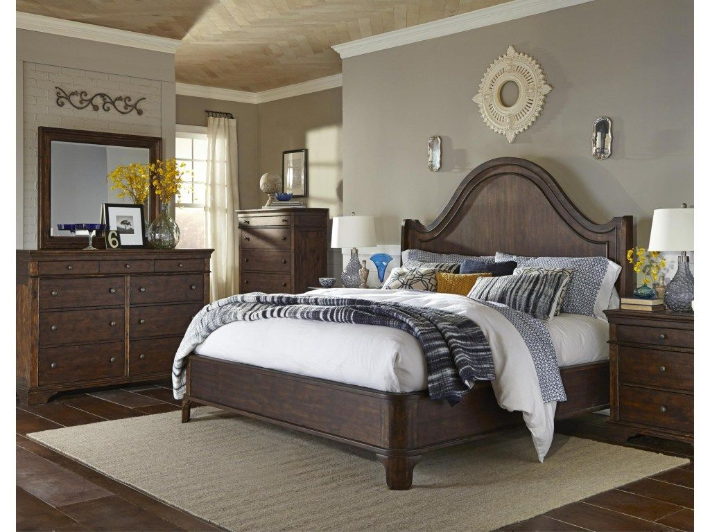 trisha yearwood home patricia queen 6 piece bedroom group by trisha