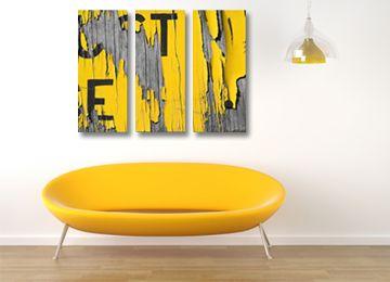 Yellow Wall Art pindavila britto on wooding | pinterest | contemporary