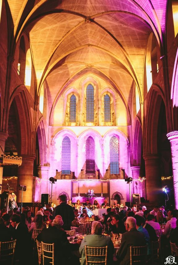 Unique Wedding Venue In Leeds Hyde Park Ls6 Left Bank Church By James And Lianne Photography Yorkshire Reception