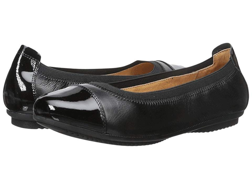 1c0a9319e5a Josef Seibel Pippa 07 (Black Calf Lack) Women s Shoes. Please click for the Josef  Seibel footwear size guide. Summer relaxin  looks mighty nice in this ...