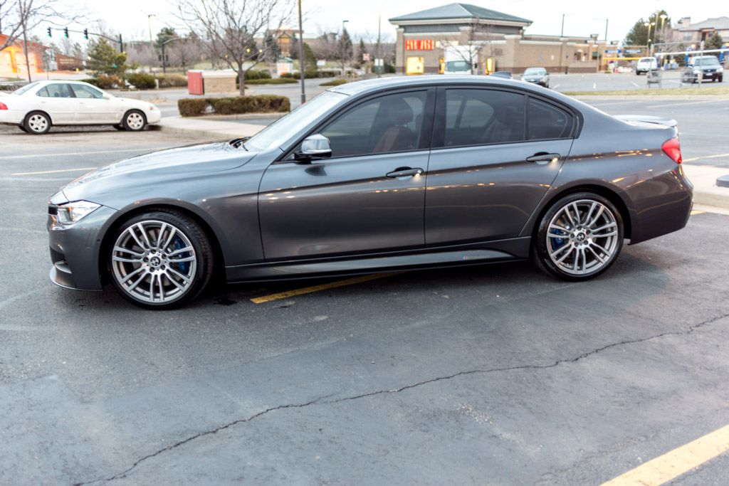 14 335i Mineral Grey M Performanced Bmw 3 Series And 4 Series