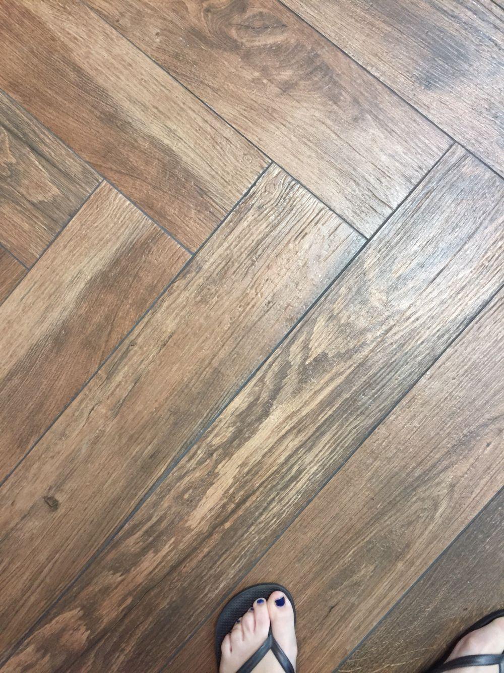 Pier Santa Monica Wood Tile 6x36 Porcelain Hickory Flooring