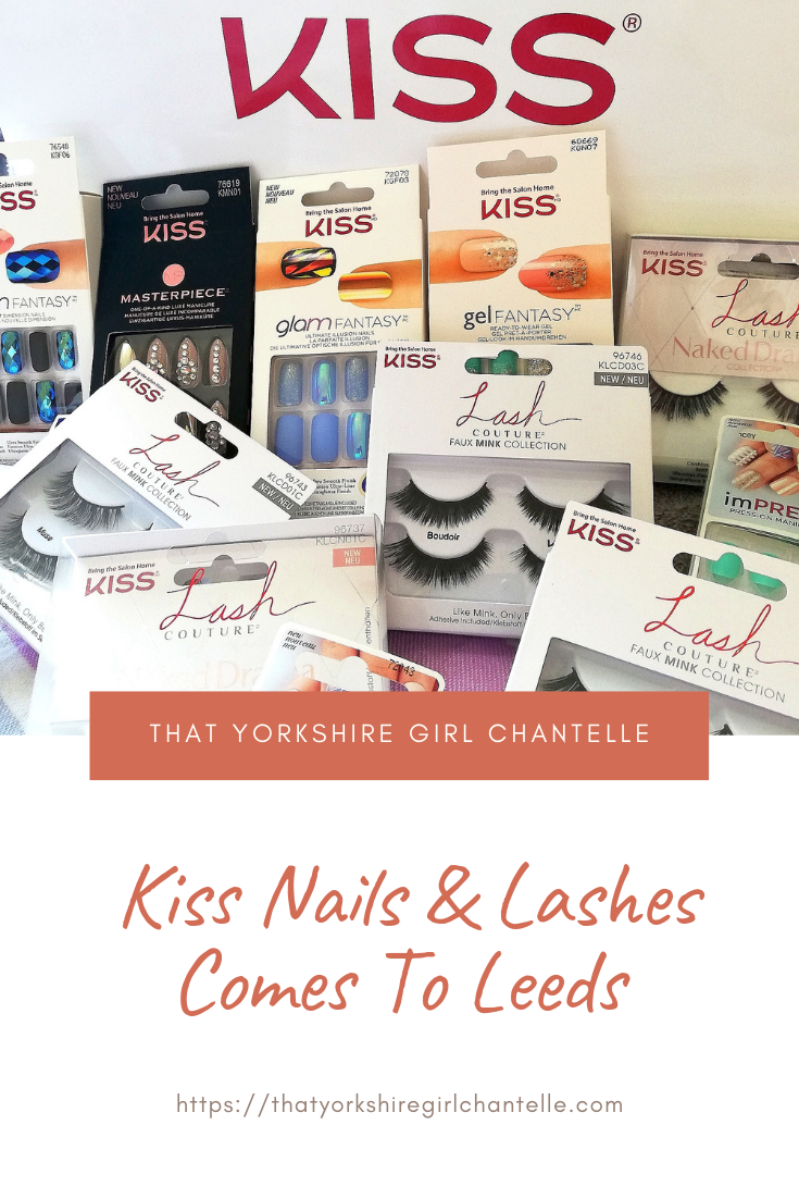0125227f83d ... Yorkshire Girl Chantelle- Blogger. New Blog Post! Review Of Kiss Nails  & Lashes! #blogger #beatuyblogger