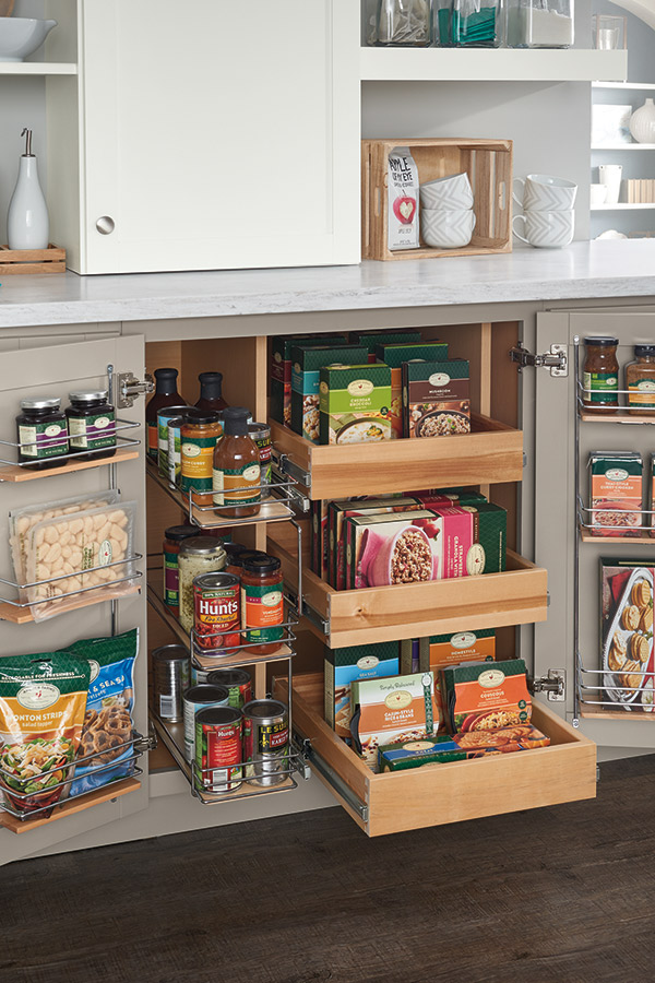 Our 30 Inch Supercabinet Provides The Ultimate In Storage So You Can Keep A Large Amount Of Items Neatly Organized In A Single S Small Kitchen Storage