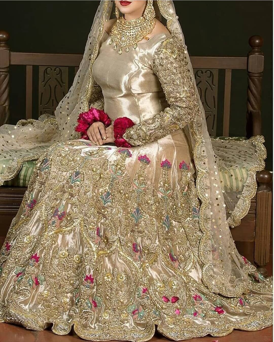 374 Likes 2 Comments Mk Bridals Mk Bridals On Instagram Taking Orders For Weddings In Janua Bridal Dresses Pakistan Bridal Dresses Asian Bridal Dresses