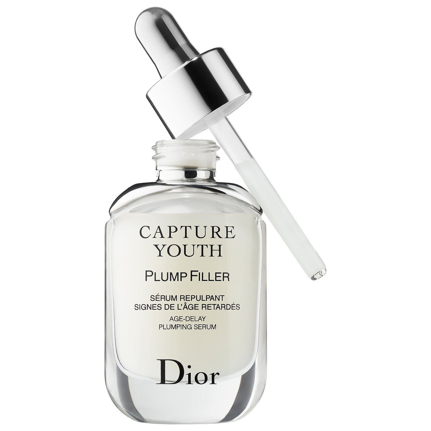 df56e592 Capture Youth Plump Filler Age-Delay Plumping Serum - Dior ...