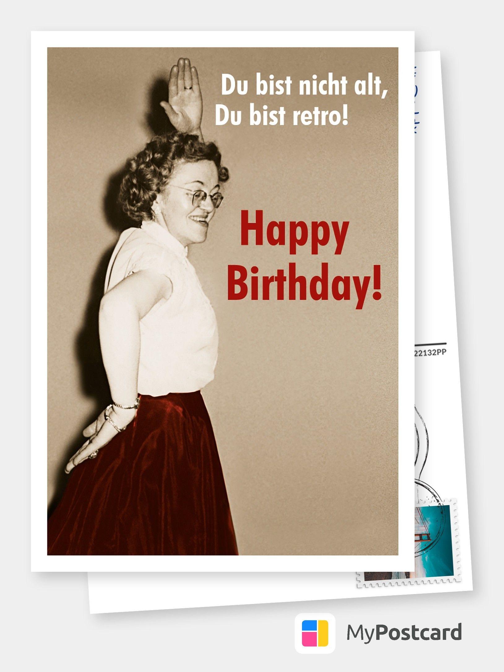 Pin Auf Geburtstagskarten Und Spruche