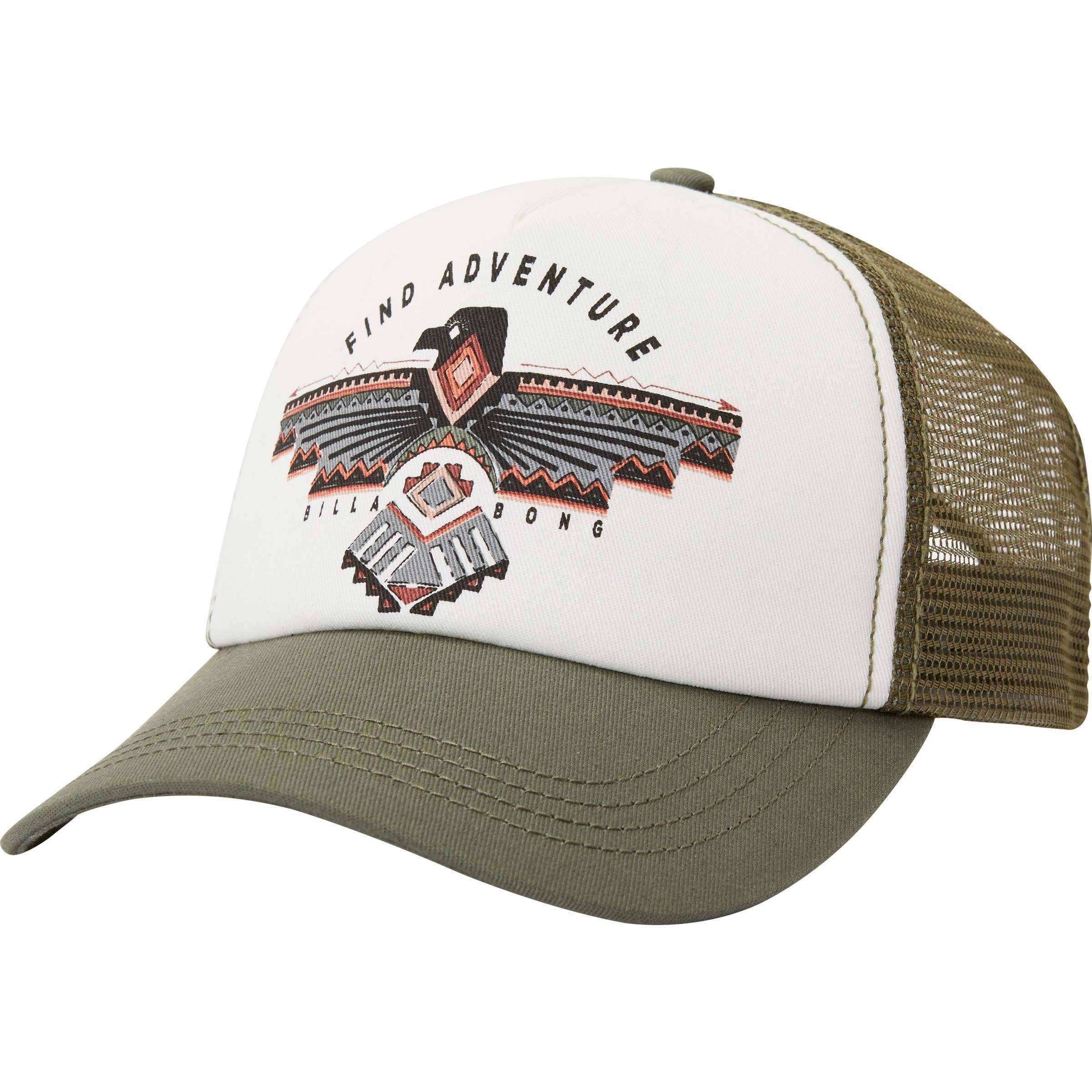Billabong Women s Aloha Forever Tree Top Hat  e73b7d0c39d9