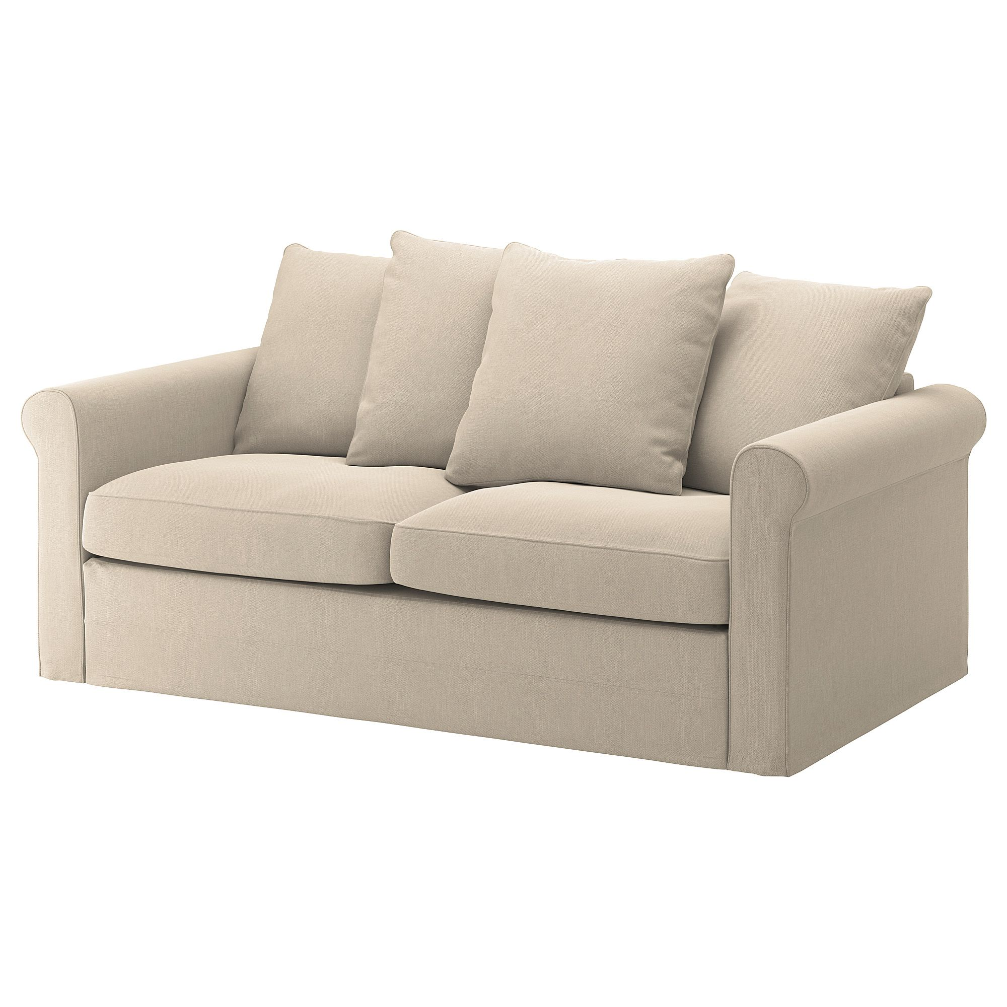 - IKEA - GRÖNLID Cover For Sleeper Sofa Sporda Natural (With Images