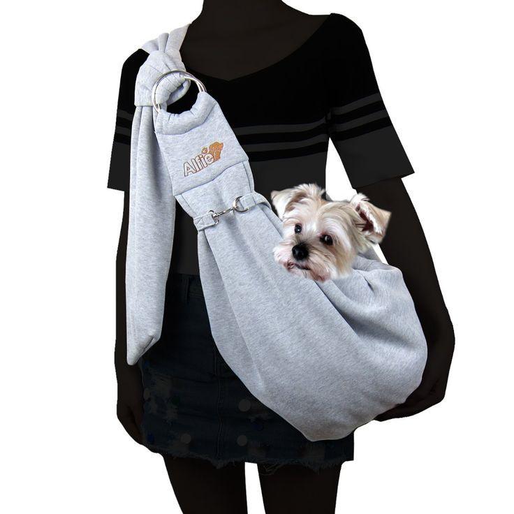Alfie pet chico 20 revisible pet sling