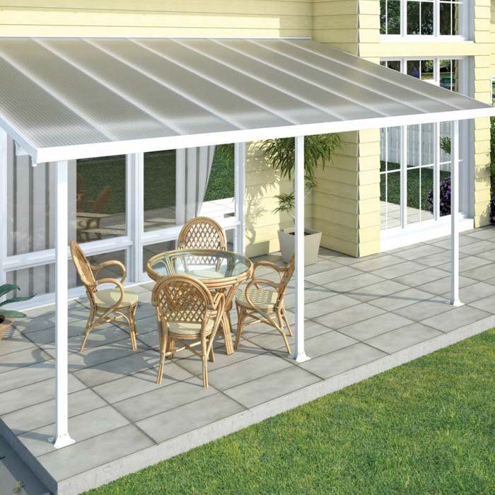 Protect Yourself And Your Patio From The Elements Patio Overhang