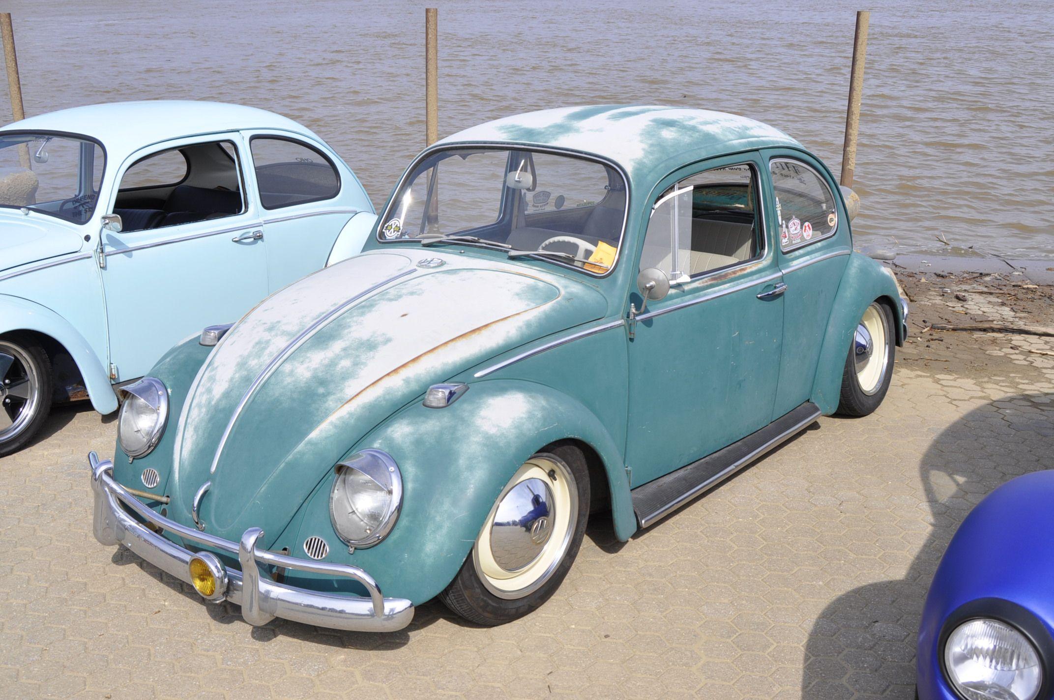 Water By The Bridge Louisville, KY VW Beetle | Oil Drippers ...