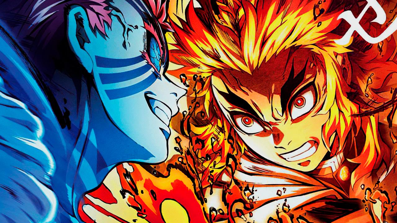 Kimetsu No Yaiba The Movie Es La 5a Pelicula Mas Lucrativa En Japon Anime Demon Anime Wallpaper Anime Character Drawing