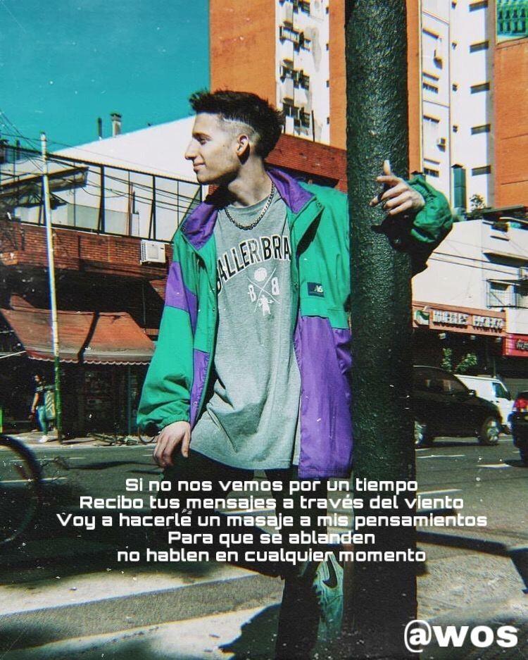 Terraza Wos Frases De Canciones Rap Frases De Rap Freestyle Rap