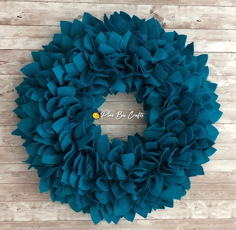 Check out the Aqua / Teal Felt Wreath - Indoor / Outdoor Use by PlanBeeCraftsShop on Etsy. All wreaths are created with FELT made of 100% recycled materials. Visit the link below or click SHOP NOW on Facebook. 🐝🐝🐝🐝🐝🐝🐝🐝🐝🐝🐝🐝🐝🐝🐝🐝 #BlueWreath #TealWreath #WreathFrontDoor #HousewarmingGift #BeachWreath #FeltWreath #wreath #SummerWreath #EverydayWreath #ModernWreath #IndoorWreath #ShabbyChicWreath #RagWreath #wreath #planbeecrafts #love #instacrafts #ragwreath #holidaywreath #etsyshop