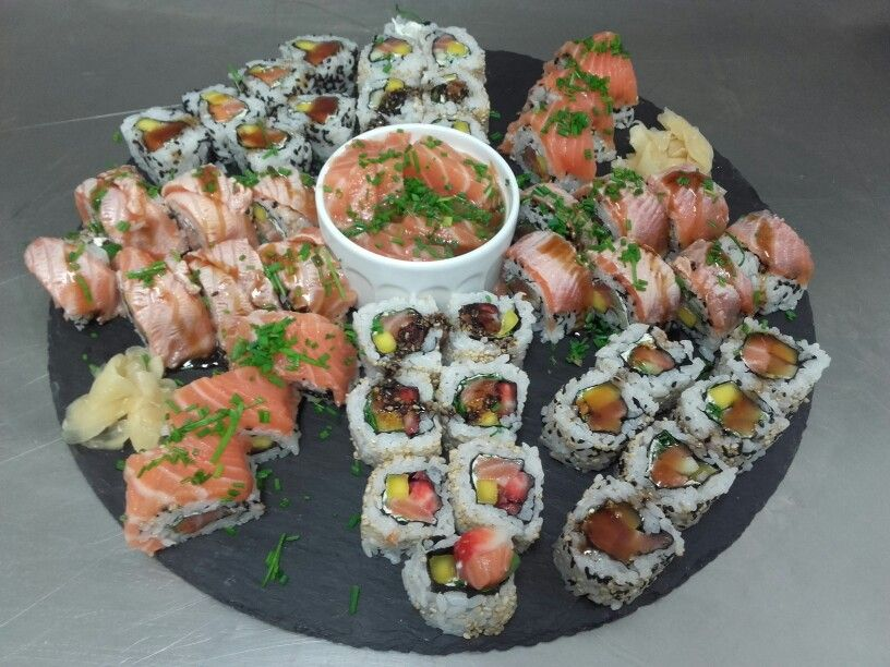 Roda de sushi