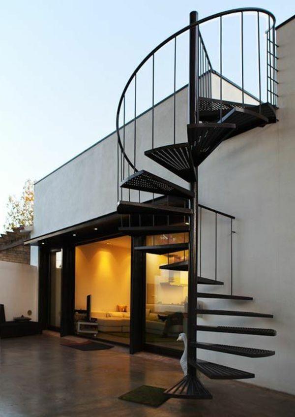 Best Wendeltreppe Für Innen Und Außen 100 Fotos Archzine 400 x 300