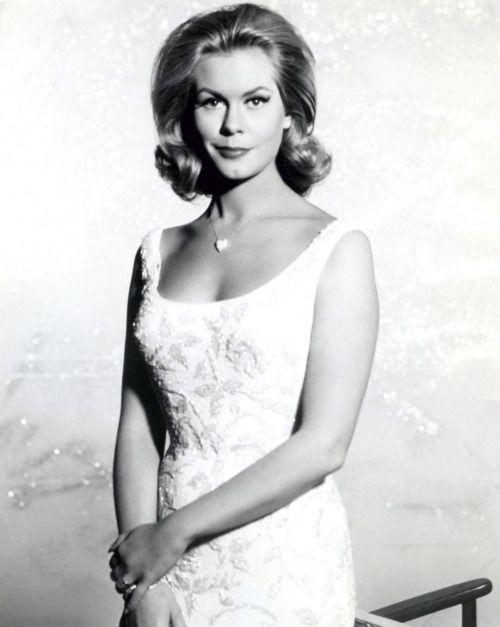 Elizabeth Montgomery.