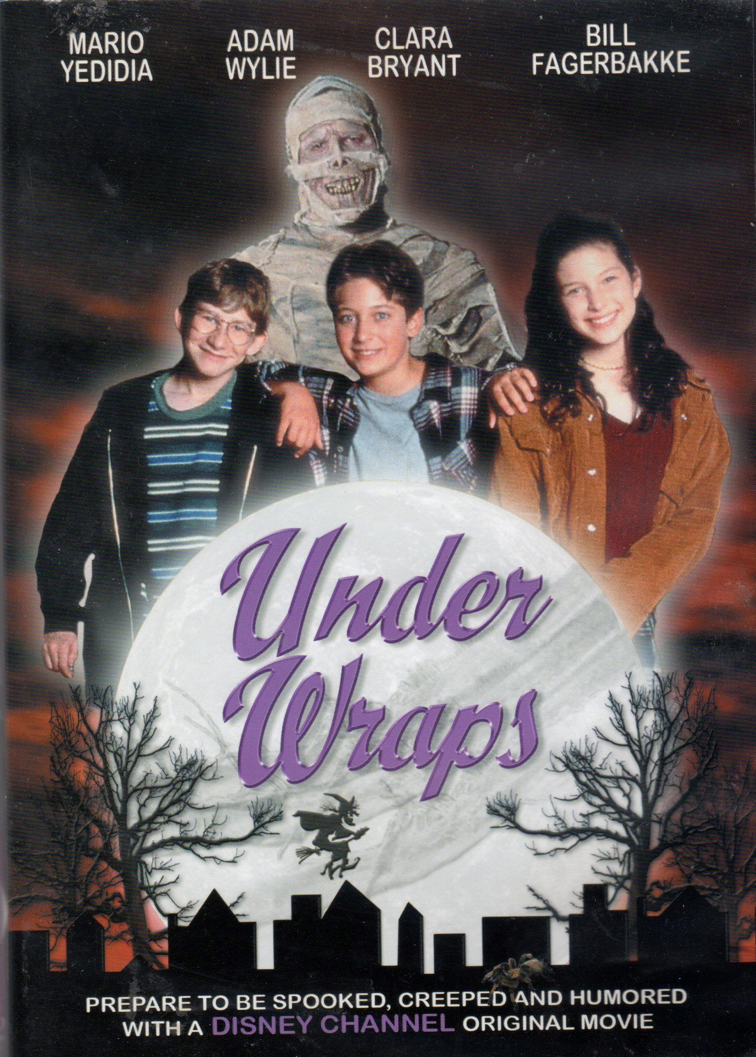 Under Wraps...a slightly dated, still funny and