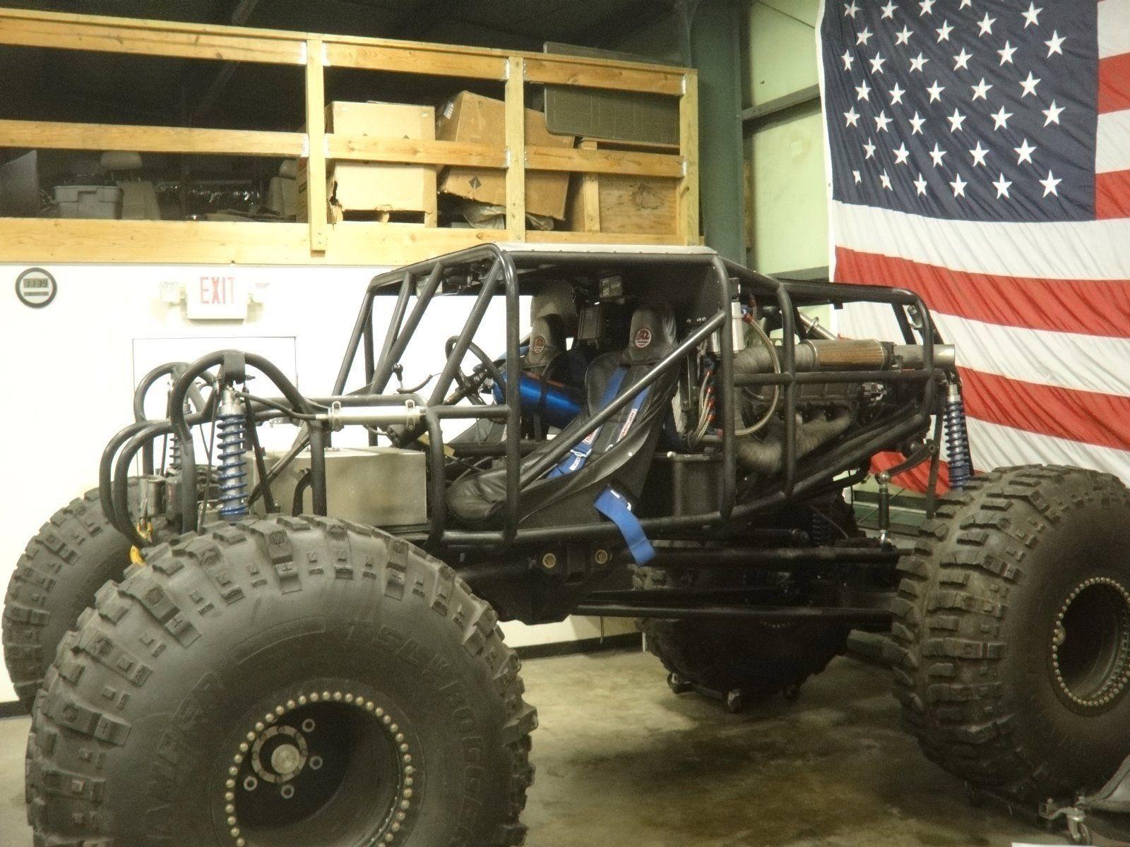 Custom tube Buggy, 4×4, Offroad, mud bog, mega truck | Custom cars ...