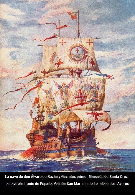 nave de don alvaro de bazan