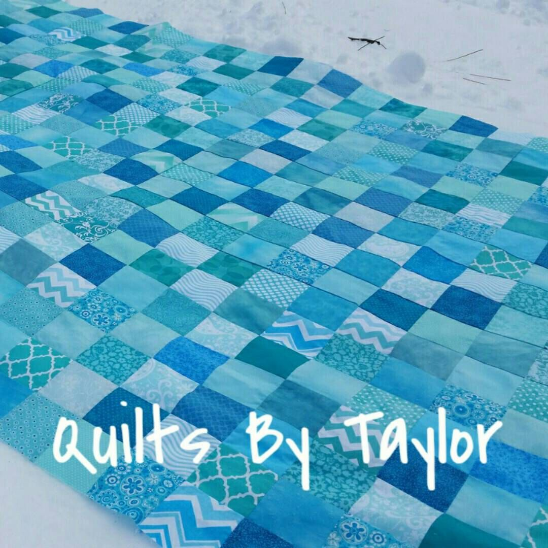 and quilt baby diary of blog brown a up close quilts quilter blue