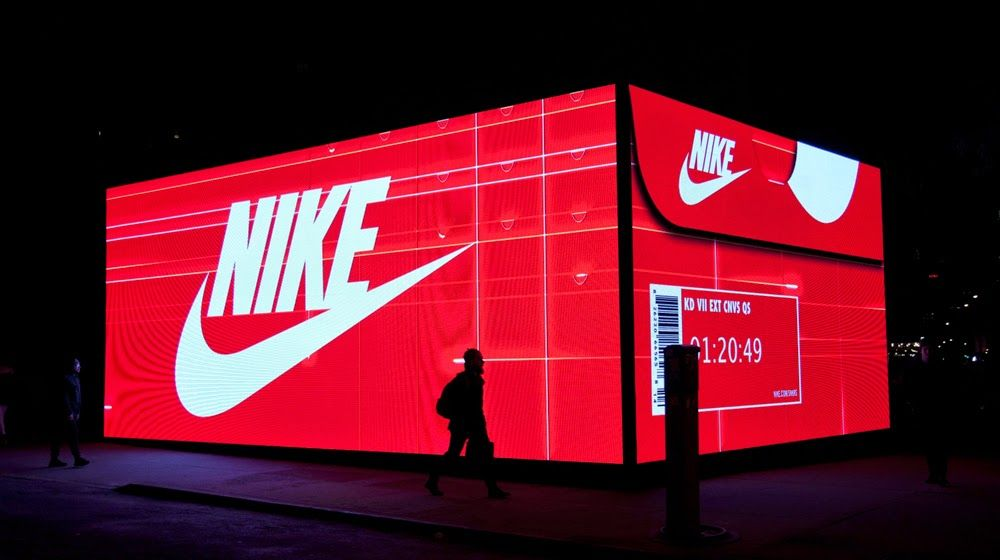 Nike Pop-Up Shop and Pop-Up Retail Marketing | Pop Up Shops