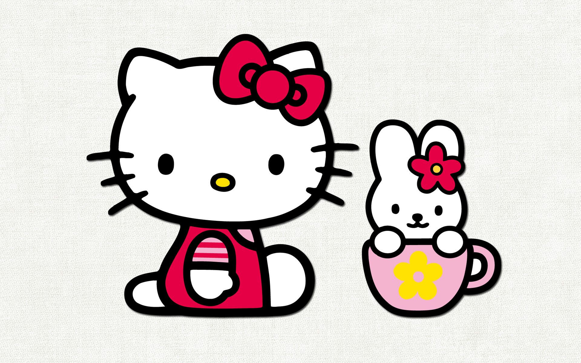 I Meant Have You Over For Tea Not Have You For Tea Hello Kitty Printables Hello Kitty Wallpaper Hello Kitty Characters