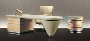 scriptor by leon krier Office desk designs