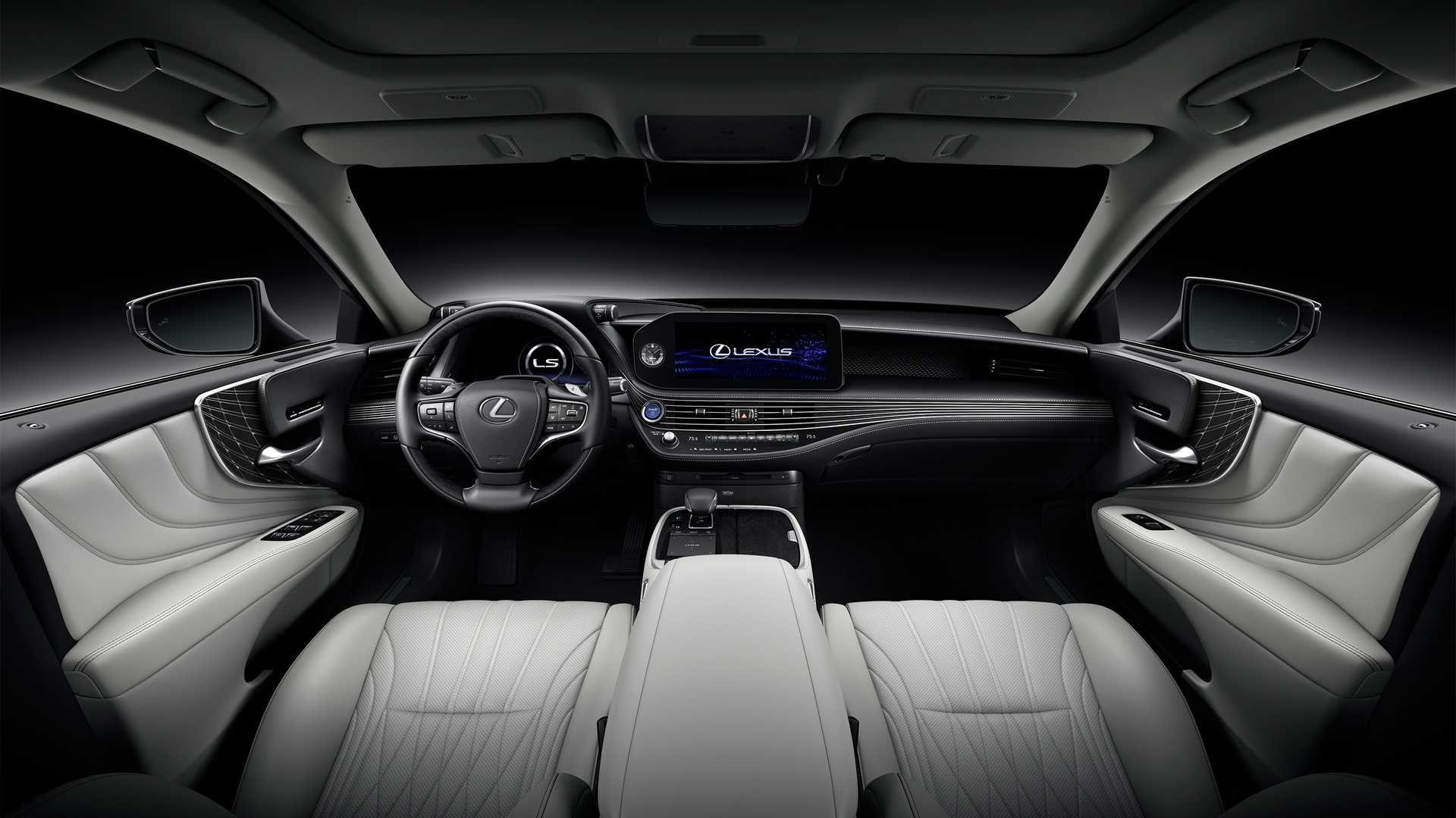 2021 Lexus Ls Arrives With New Looks Self Driving Tech Peugeot 2008 Peugeot Lamborghini