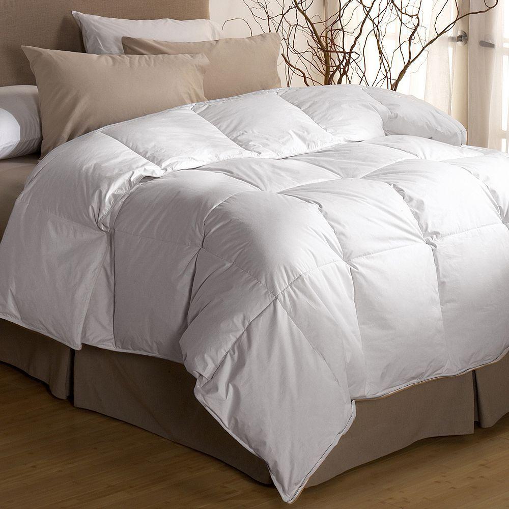 Restful Nights Premium Down Comforter White Down Comforter