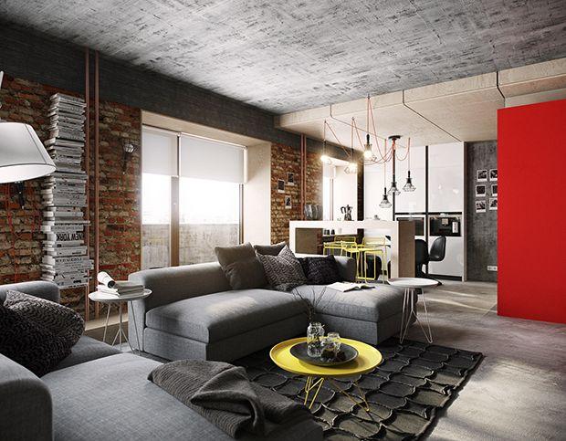 Grey Tones Creates a Cozy Contemporary HomeStudioAflo | Interior Design Ideas | StudioAflo | Interior Design Ideas