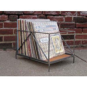 Vinyl Crate Storage Google Search