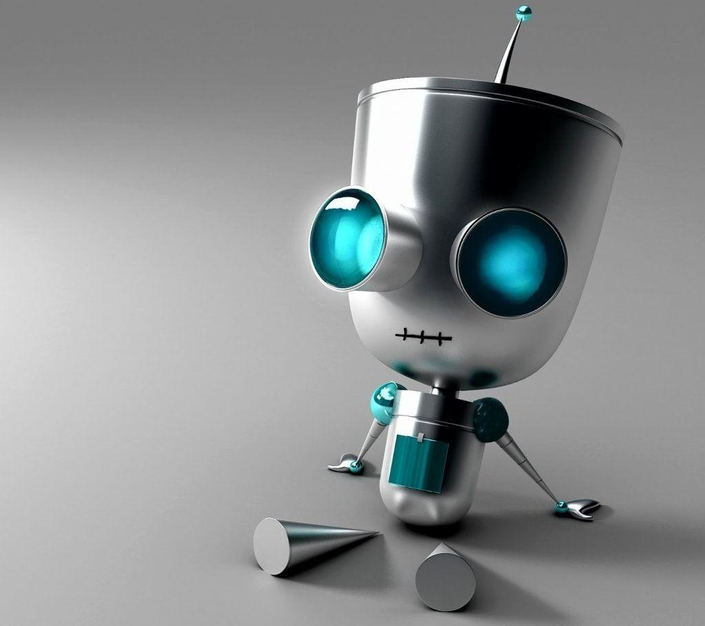 Pin De Yade F En Robot Descargas De Fondos De Pantalla Fondo De Pantalla Animado Arte Con Reciclaje