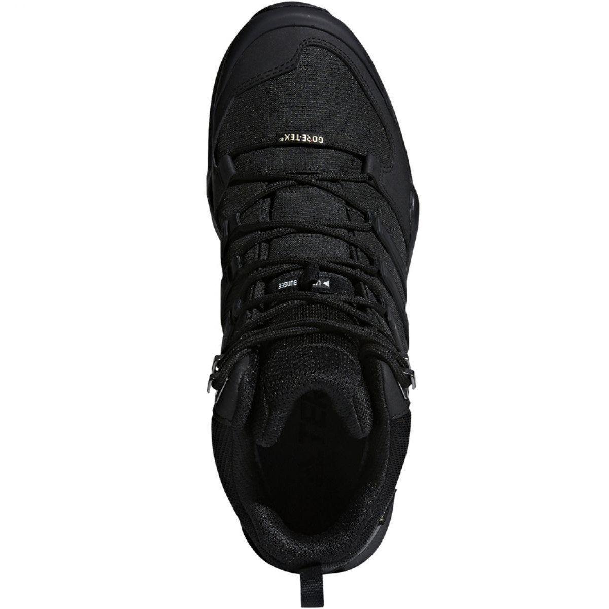 Buty Adidas Terrex Swift R2 Mid Gtx M Cm7500 Czarne Sports Shoes Adidas Shoes Sneakers Adidas Trekking Shoes