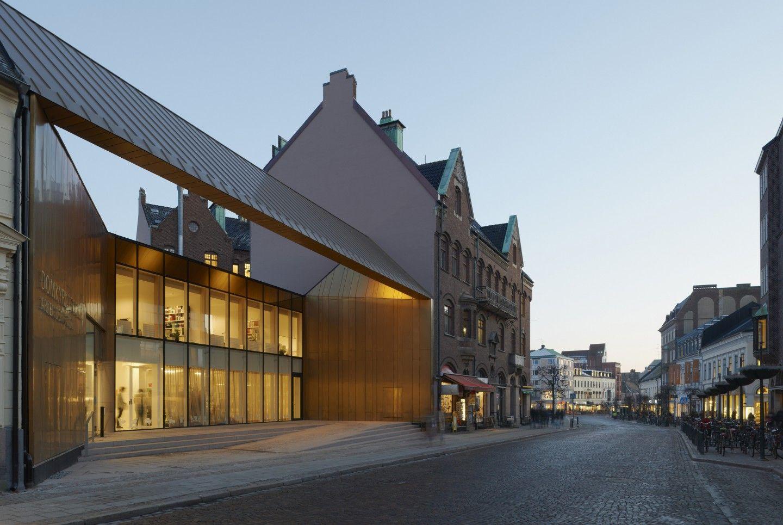 Domkyrkoforum i Lund. Fotograf: Åke E:son Lindman