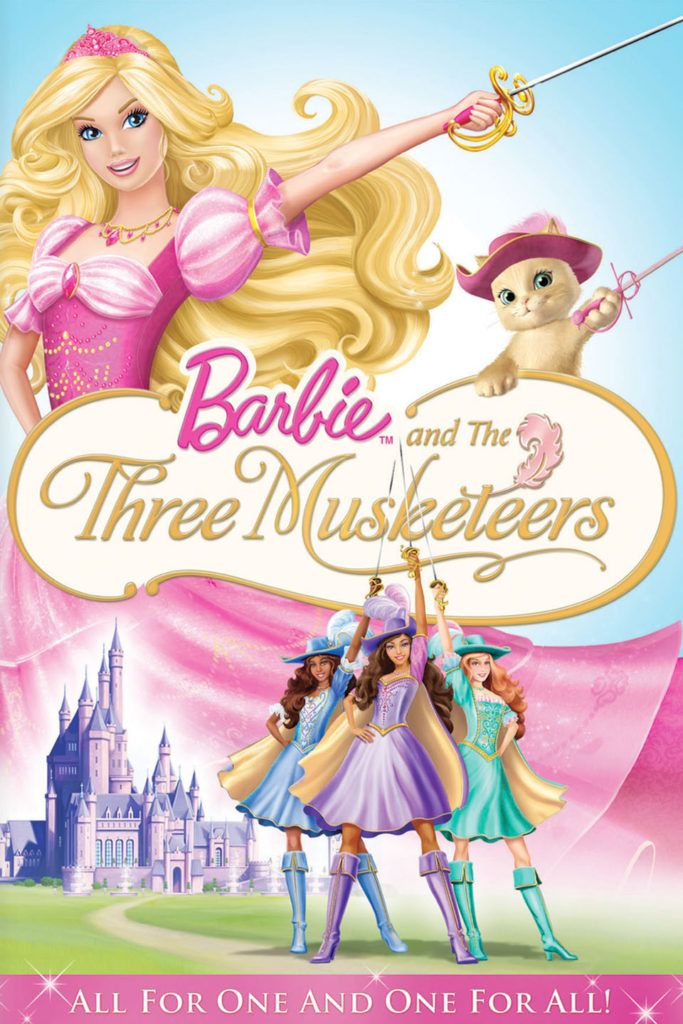 Watch Barbie And The Three Musketeers Online Free With Images