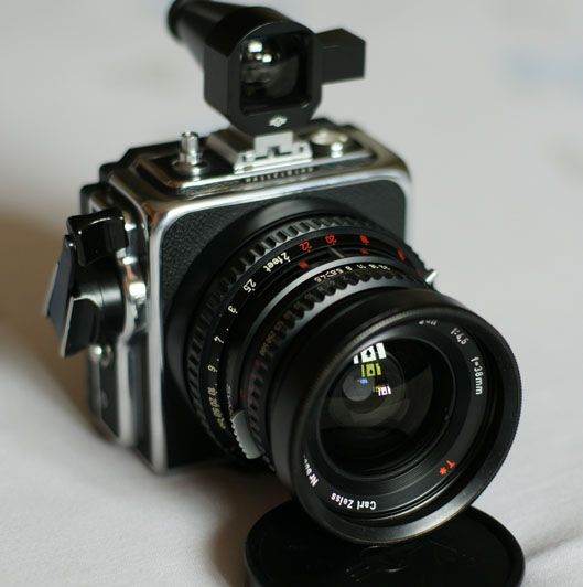 Hasselblad SWC | Books Worth Reading | Antique cameras