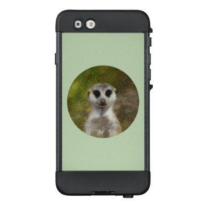 #photo - #Funny Meerkat 02.7_rd LifeProof NÜÜD iPhone 6 Case