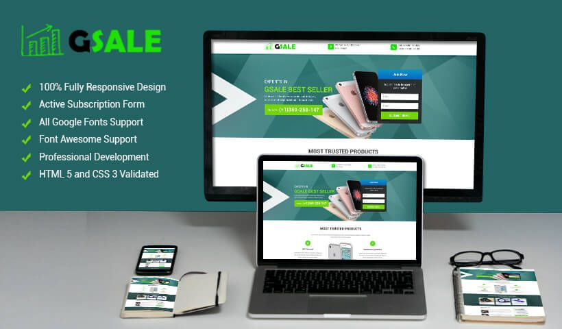Long copy sales page templates are one page design with - information templates
