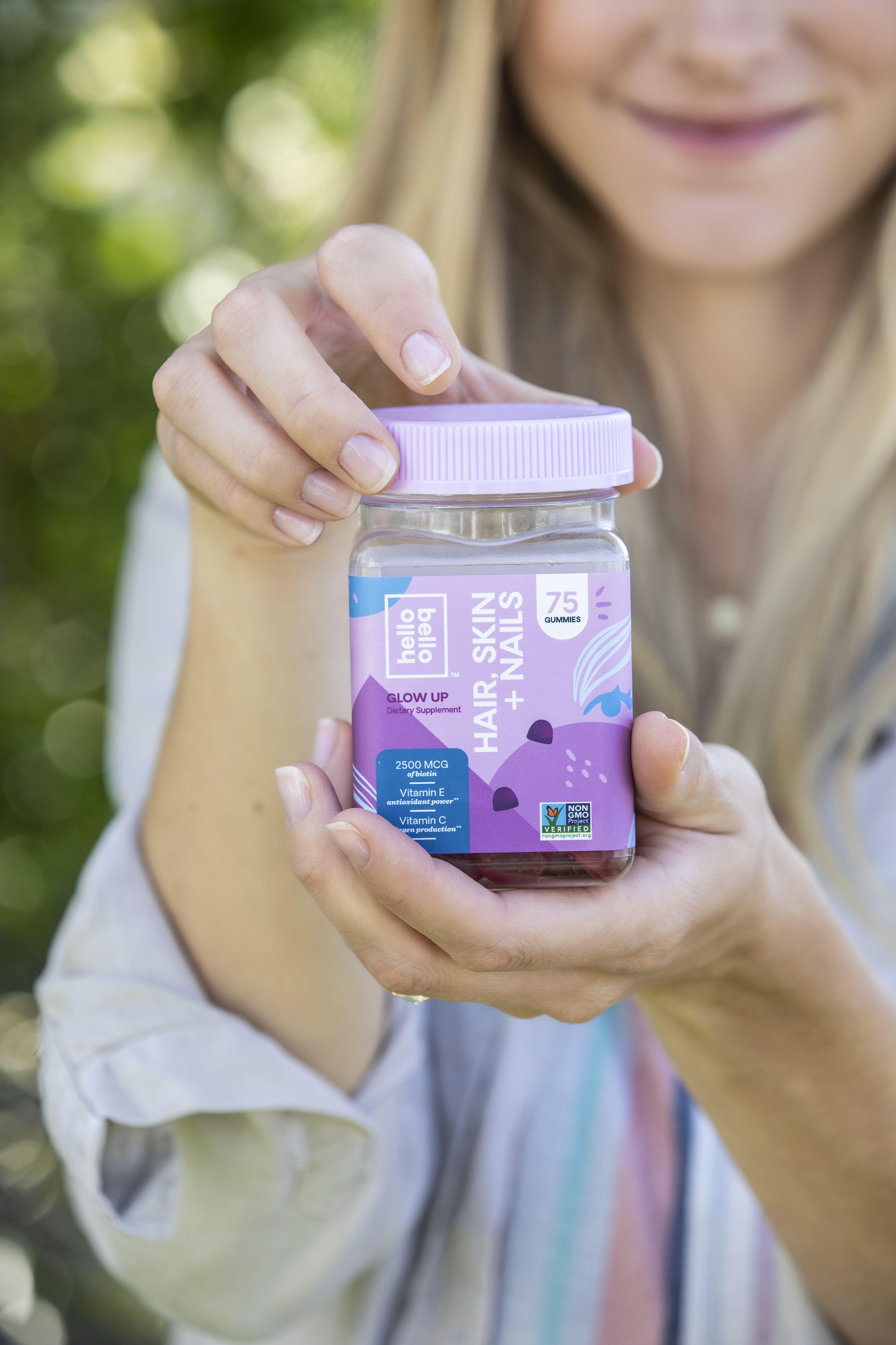 Hair, Skin + Nails in 2020 Hair skin nails vitamins