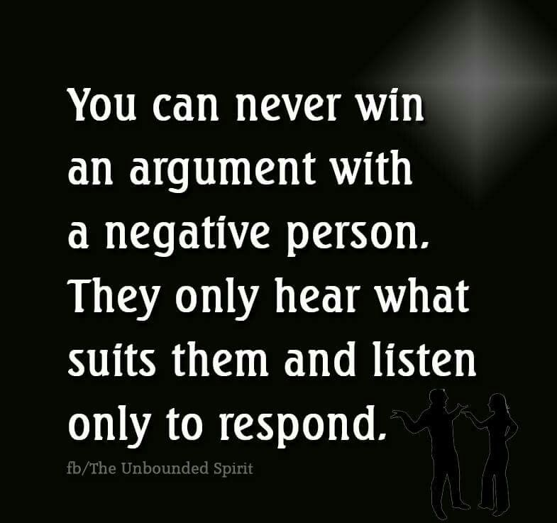 Negative thinking is toxic | Negative people quotes, People ...