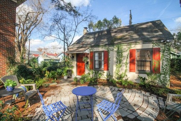 Savannah Cottage Rental Drifting Cottage 1 Br Monthly Stay Baldwin Park Tiny Cottage Tiny House Hom Vacation Home Tiny Cottage Tiny Houses For Rent