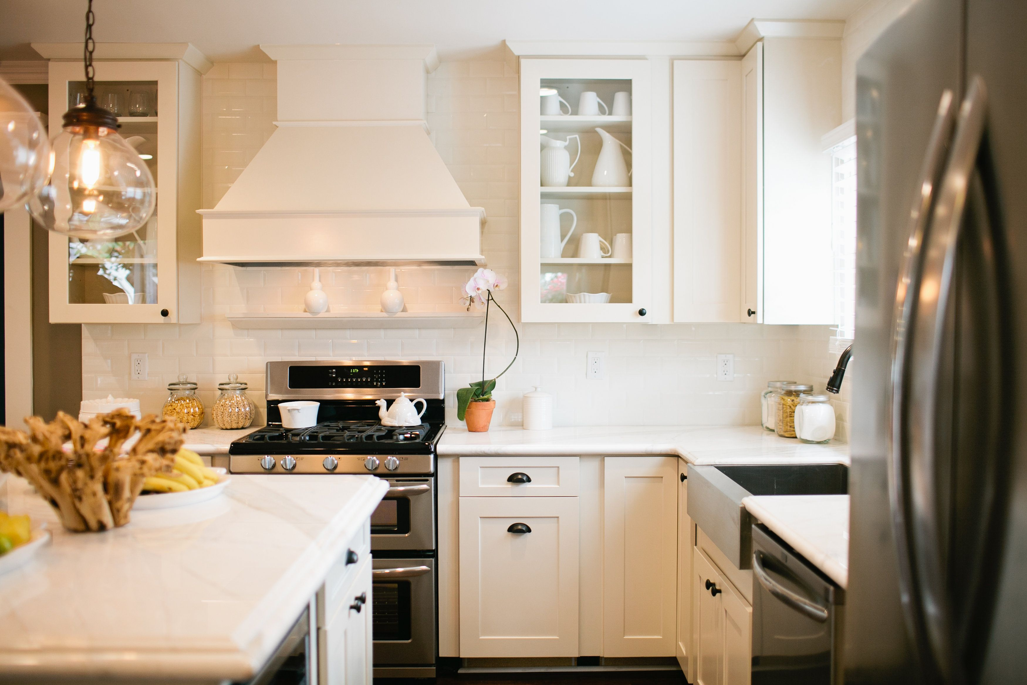 Dreambuilders designer Nina\'s re-designed #kitchen. #design ...