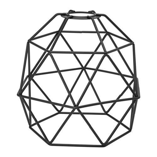 Lampen Hängeleuchtenschirm Ikea SchwarzDiy Brunsta Hängeleuchtenschirm W29IDHYE