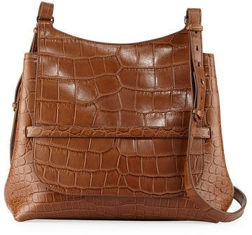 The Row Sideby Alligator Satchel Bag uhPVrLIUmT