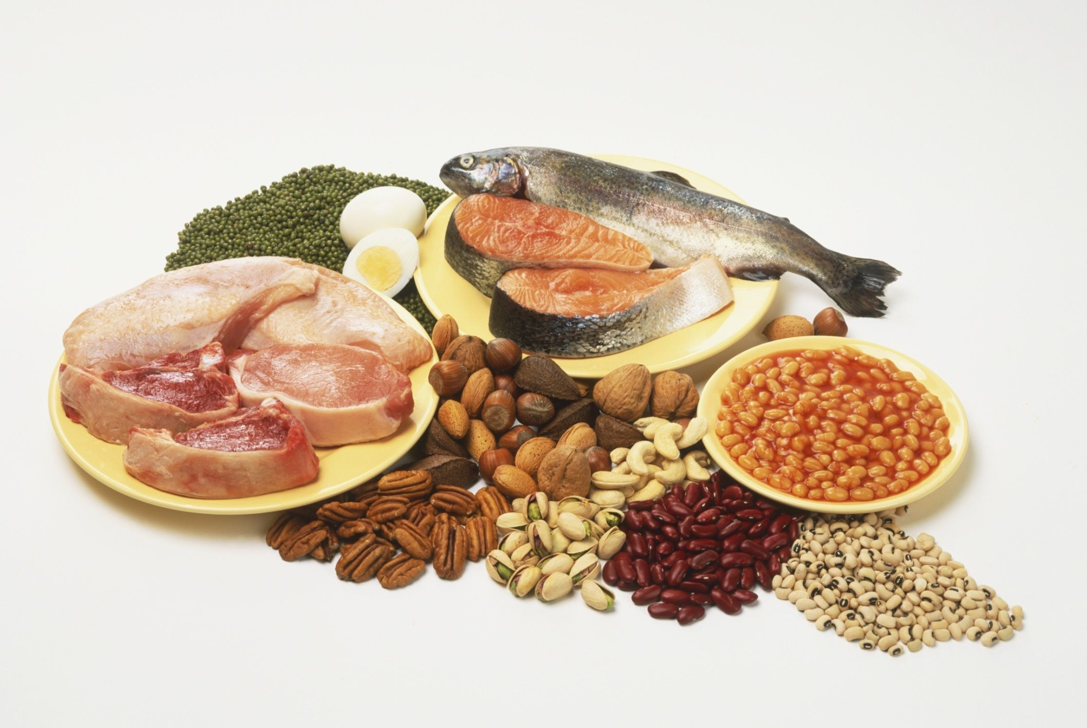 LowCarb and HighProtein Vegetarian Foods High protein
