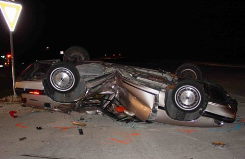 drunk crashes Teen driving