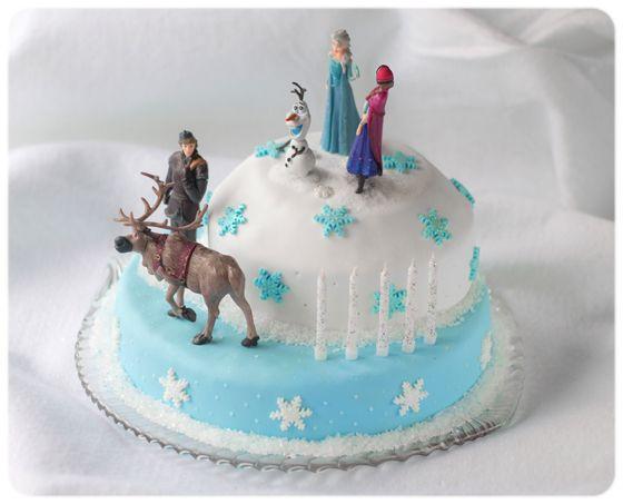 Frozen kuchen bilder